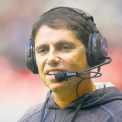 Mike Benevides has 'made it look easy,' said his boss and predecessor  Wally Buono.