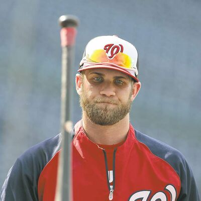 Washington�s Bryce Harper