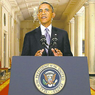 Evan Vucci / Pool