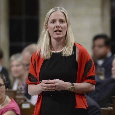 ADRIAN WYLE / CANADIAN PRESS FILES</p><p>Catherine McKenna&#39;s town hall is part of a public consultation process for Canada&#39;s participation in the Paris Accord for Climate Change.</p>