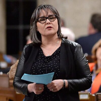Environment Minister Leona Aglukkaq answers a question during question period in the House of Commons on Parliament Hill in Ottawa on Monday, May 25, 2015. Among those vying for a seat in the federal election this fall are dozens of candidates who have already held the job.There are 29 former MPs among the currently nominated candidates for the major parties. Most are members who were defeated in 2015 and are looking to regain their former seats in a new political environment.THE CANADIAN PRESS/Sean Kilpatrick