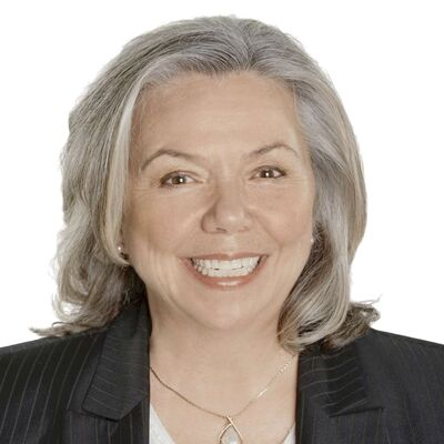 Joyce Bateman is running for MP in Winnipeg South Centre with the Conservative Party of Canada.