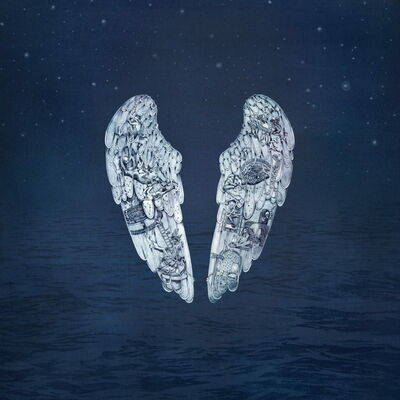 "This CD cover image released by Parlophone Records shows ""Ghost Stories,"" by Coldplay."