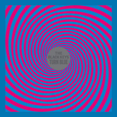 "This CD cover image released by Nonesuch shows ""Turn Blue,"" the latest release by The Black Keys."