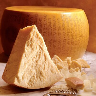 Consorzio Parmigiano Reggiano / The Associated Press</p><p>Parmigiano Reggiano is a far cry from the powdery Parmesan cheese often found on North American grocery store shelves.</p>