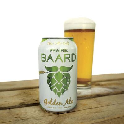 There&rsquo;s a new celeb with his name on a beer, and this time around it&rsquo;s Saskatchewan golfer Graham DeLaet. The <strong>Bomber Brewing Co. Prairie Baard Golden Ale</strong> (Vancouver &mdash; $2.30/355-ml can, Liquor Marts and beer vendors) is labelled as being &ldquo;blue-collar craft&rdquo; &mdash; a new-to-me term. It&rsquo;s pale gold in colour and slightly hazy, with medium resinous hops working well with toasted malt, floral and grapefruit notes aromatically. On the crisp, light-bodied palate, the hops are sharp, but there&rsquo;s a slight lack body-wise that keeps this brew lean but a touch one-dimensional. Still, it&rsquo;s a good value for the price. 3/5</p></p>