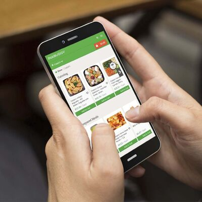 SUPPLIED</p><p>At a flat rate of $19.98 per order (or $9.99 using the app's hyperlocal convenience rates), service charges for Inabuggy are higher than several other retail deliverers.</p>