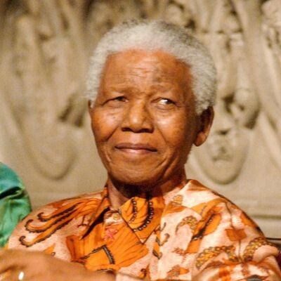 Nelson Mandela died Thursday.