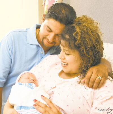 An increasing number of families are opting for natural childbirth at home or in a hospital setting.