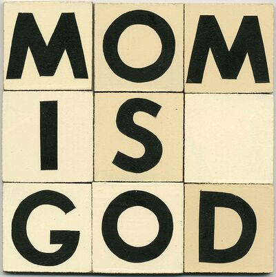 Mom is God, from Blanket Statements by Michael Dumontier and Neil Farber.