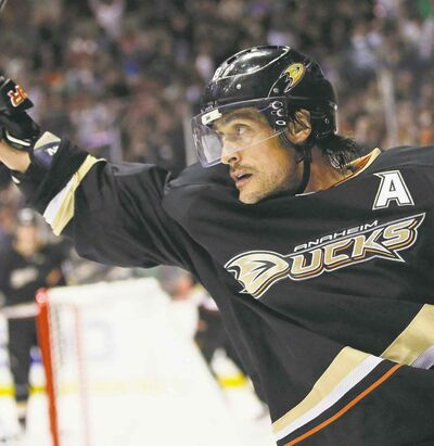 The red carpet will be rolled out for Teemu Selanne when his Anaheim Ducks arrive in town for Sunday's match-up with the Jets.