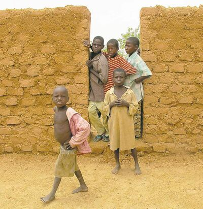 Boys are far more likely to be educated than girls in Niger, increasing the birthrate, as educated girls tend to marry older and have fewer children.