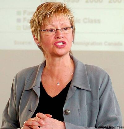 Education Minister Nancy Allan: province only reminds schools of prayer  guidelines