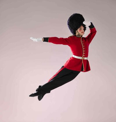 Dmitri Dovgoselets has danced in every production of the RWB's current version of The Nutcracker — which features choreography by Galina Yordanova and Nina Menon — since it was commissioned in 1999.