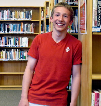 Sam Murphy spent a fair bit a time in the Vincent Massey library getting his 99% average. When he wasn't, he did track and field, played basketball, volleyball, team handball.