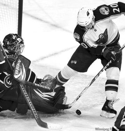 Allen McInnis / POSTMEDIA NEWS ARCHIVES