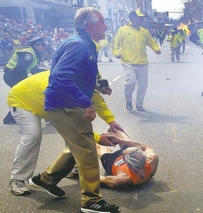 John Tlumacki / The Associated Press 