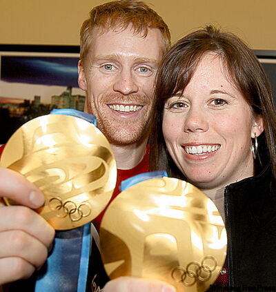 Olympic sliders Jon Montgomery, Carla MacLeod were golden beneficiaries of Own the Podium.