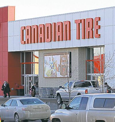 Canadian Tire: survived Walmart