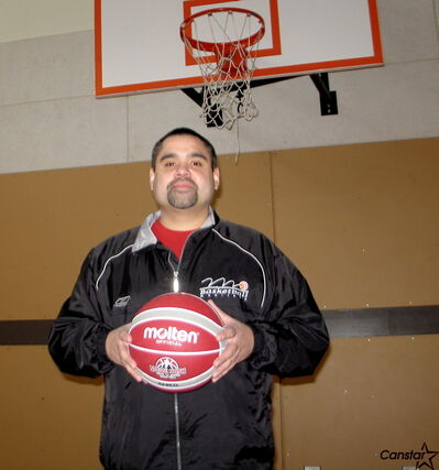 Mike Picur is hoping Red River Community Centre will attract plenty of young basketball players this spring as it forms teams in the WMBA for the first time.