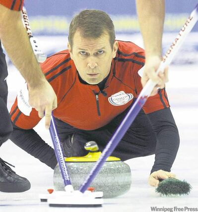 Defending Manitoba mens champion Jeff Stoughton  has been installed as the No. 1 seed. The defending Brier and world champion will be gunning for his fourth straight provincial title and 10th overall.