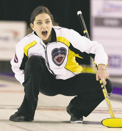 Michael Burns Photography / Mark O�Neill files Shannon Birchard has both a new team for the juniors and a berth in the Scotties.