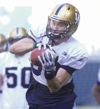 After being drafted in 2011, Blue Bombers slotback Jade Etienne is finally catching on, according to head coach Tim Burke.