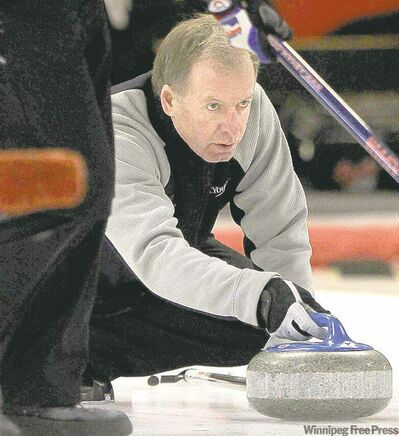 Vic Peters is a warrior and the sentimental favourite to capture his fourth provincial crown.
