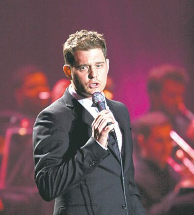 Michael Buble: Home for the Holidays