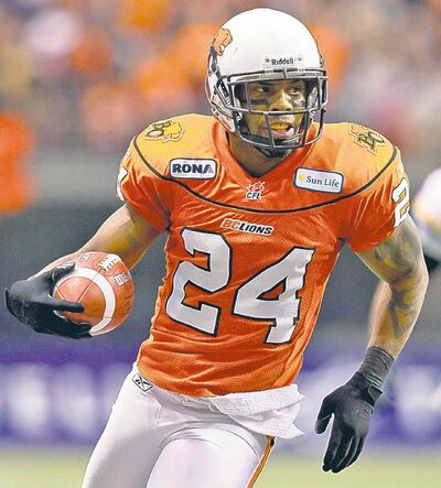 Korey Banks says he is 100 per cent committed to the Winnipeg Blue Bombers.