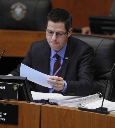 Mayor Brian Bowman won election in part by promising to scrap councillors' severance pay.