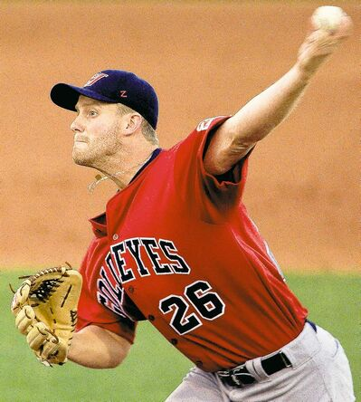 Mark Hardy will start for the Fish in Fargo against the RedHawks tonight.