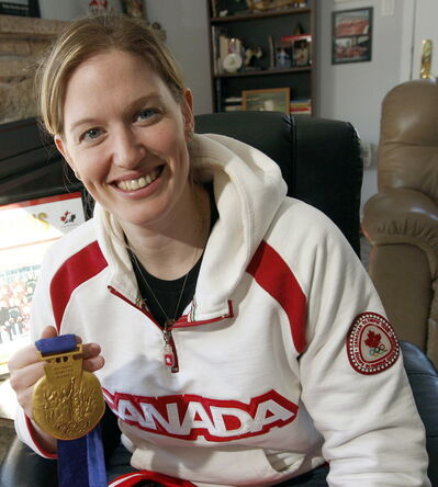 Sami Jo Small was a high school sports star before claiming Olympic gold.