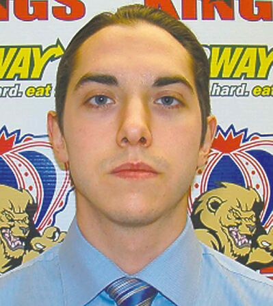 Michael Stiliadis: leads tournament with .943 save percentage