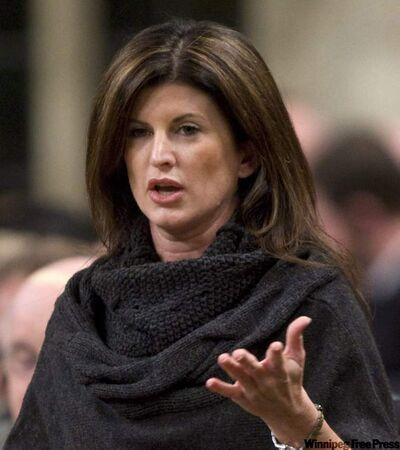 Rona Ambrose: '... no means no'