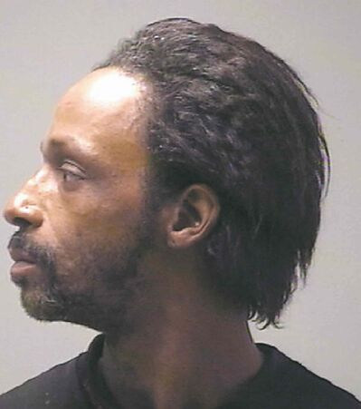 This photo provided by the Coweta County Sheriff Dept. shows comedian and rapper Katt Williams after his Nov. 8, 2009 arrest in Newnan, Ga. on burglary and criminal trespassing charges after allegedly breaking into a home. (AP Photo/Coweta County Sheriff Dept.)