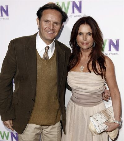 Mark Burnett, left, and Roma Downey arrive at the Oprah Winfrey Network Television Critics Association 2011 Winter Press Tour Cocktail Reception in Pasadena, Calif. on Thursday, Jan 6, 2011. Burnett made a bold declaration Monday for his upcoming epic History miniseries �€œThe Bible,�€� which he created with actress-wife Downey.THE CANADIAN PRESS/AP/Matt Sayles