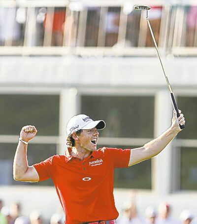 Rory McIlroy has 200 million reasons  to cheer these days.