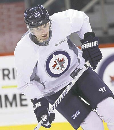 JOE BRYKSA / WINNIPEG FREE PRESS files