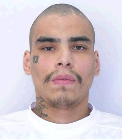 Police are looking for James Grieves.