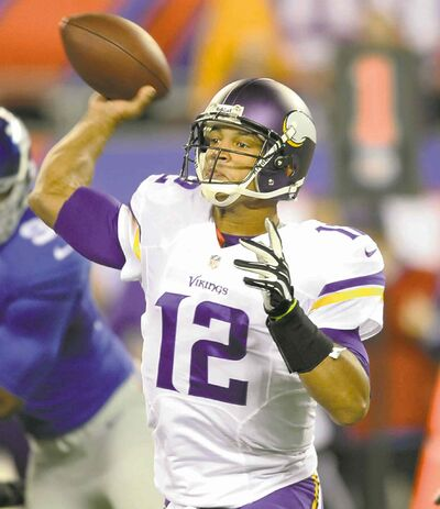 Bill Kostroun / the associated press files