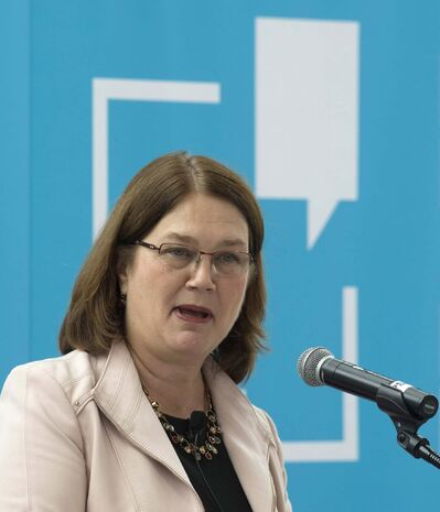 ADRIAN WYLD / CANADIAN PRESS FILES</p><p>Indigenous Services Minister Jane Philpott said last week she asked Health Canada to start collecting data on opioid overdoses in First Nations communities, after realizing they fall outside the scope of the data provinces report to the federal government.</p></p></p>