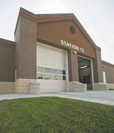 The new Station No. 12 on Taylor Avenue was built on land owned by Winnipeg developer Shindico Realty. That land was slated to be swapped for three city surplus properties.