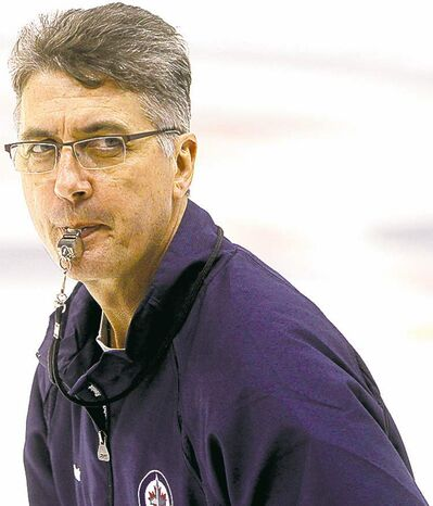 'Our turnover has been minimal and they know what to expect from the fans, the city, the coach. There's not a lot of changes, some, a little bit, but not a lot' — Jets coach Claude Noel