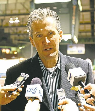 'The NDP system is failing. Code Red complacency is not acceptable' -- Brian Pallister