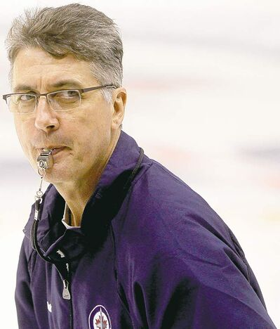 '...It becomes about your will down the stretch. You have to really pour everything into what is on the ice' — head coach Claude Noel