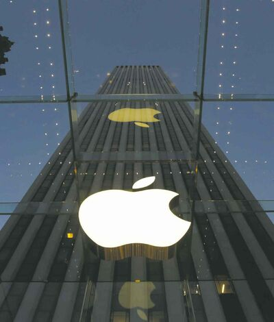 Apple's stock split has helped renew investor interest in the company.
