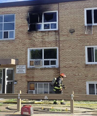 Members of the Winnipeg Fire Paramedic Service will participate in a new fire dynamics training program to improve firefighting strategies. The training will take place in Leila North.