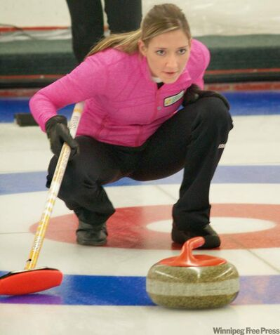 Skip Briane Meilleur and her St. Vital crew are the No. 3 seed this week at the junior women's in Minnedosa.