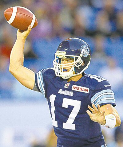 Zach Collaros is hot property.